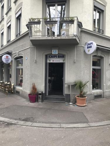 Caipi Bar Eingang