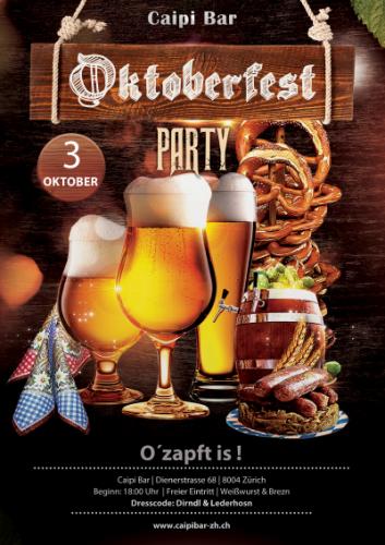 Oktoberfest Party 2020