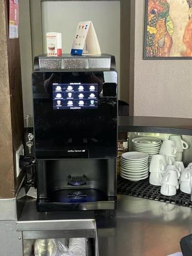Cafe, Latte Macchiato, Espresso und viel mehr auch als ToGo erhältlich